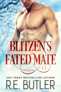 Blitzen's Fated Mate - EBook 1333 x 2000