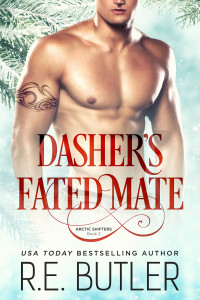 Dasher's Fated Mate - 1333 x 2000