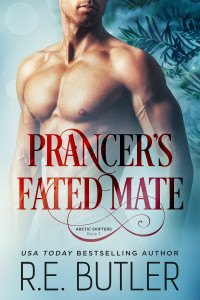 Prancer's Fated Mate - 1333 x 2000