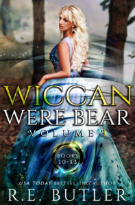 Wiccan-Were-Bear Series | R E  Butler